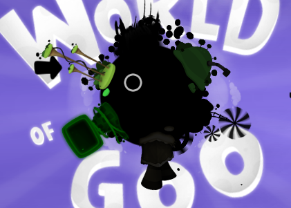 The 5 chapters + sandbox (Tower of Goo) is the World of Goo